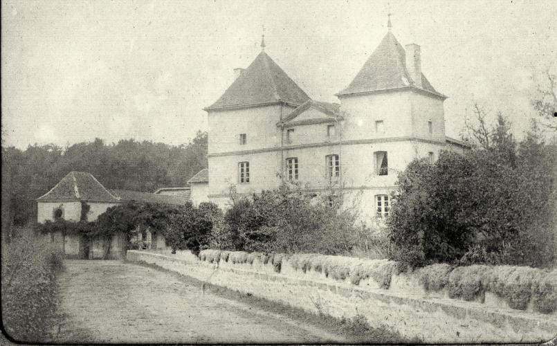 Chatelus en 1898
